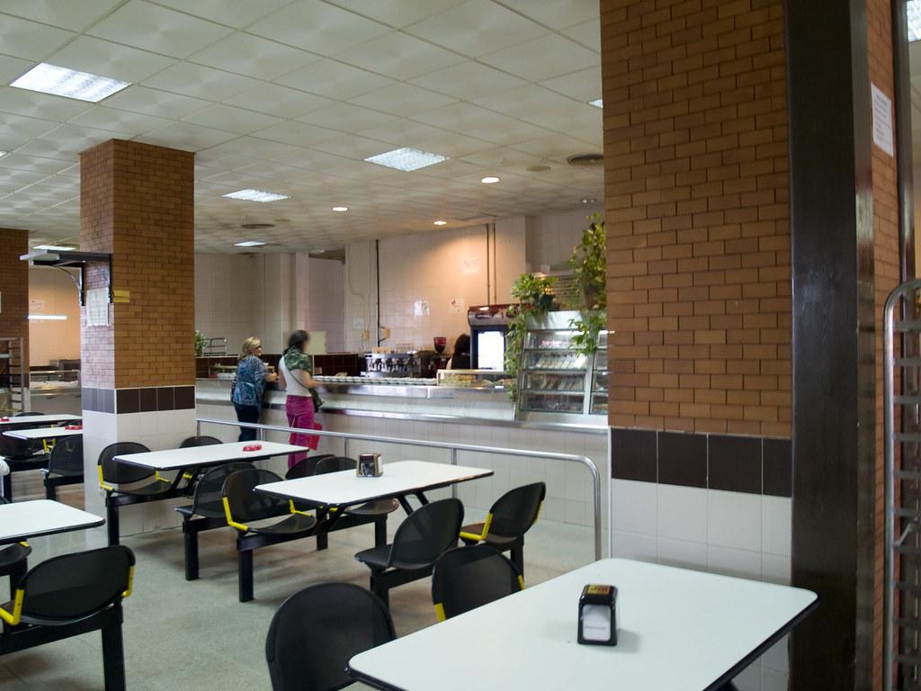 Comedor-cafetería de la UAX | Universidad Alfonso X el Sabio | Flickr
