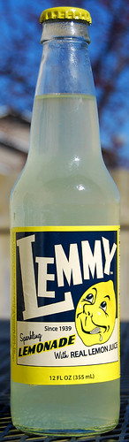 Lemmy Sparkling Lemonade, 2012 | by Roadsidepictures