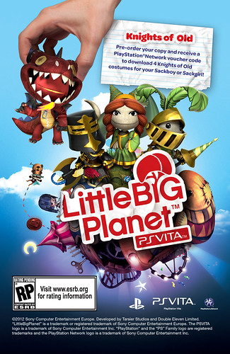 LittleBigPlanet PS Vita Best of E3 | by PlayStation.Blog