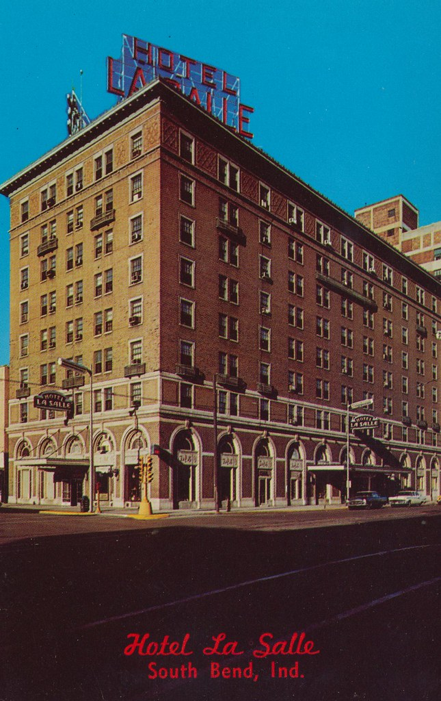 Hotel La Salle - South Bend, Indiana