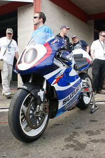 Suzuki Jr Pro Circuit
