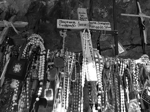 Rosaries In Black And White | by pam's pics-