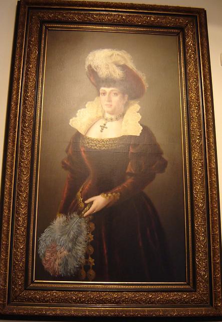 1800-luvun nainen
