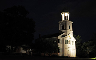 North Guilford Congregational Church on Guilford's Meeting House Hill | by Bob Gundersen