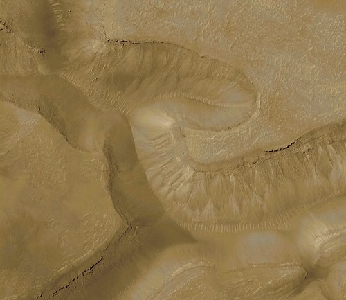 Evidence for Recent Liquid Water on Mars | by NASA on The Commons
