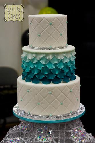 Three Tier Cake Stand Hire