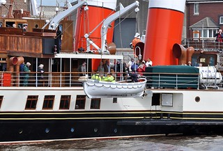 WAVERLEY, Paddle Steamer, Ayr | by Time Out Images