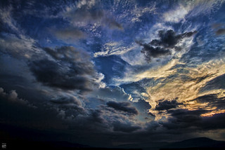 Sunset Storms | by konrad_photography