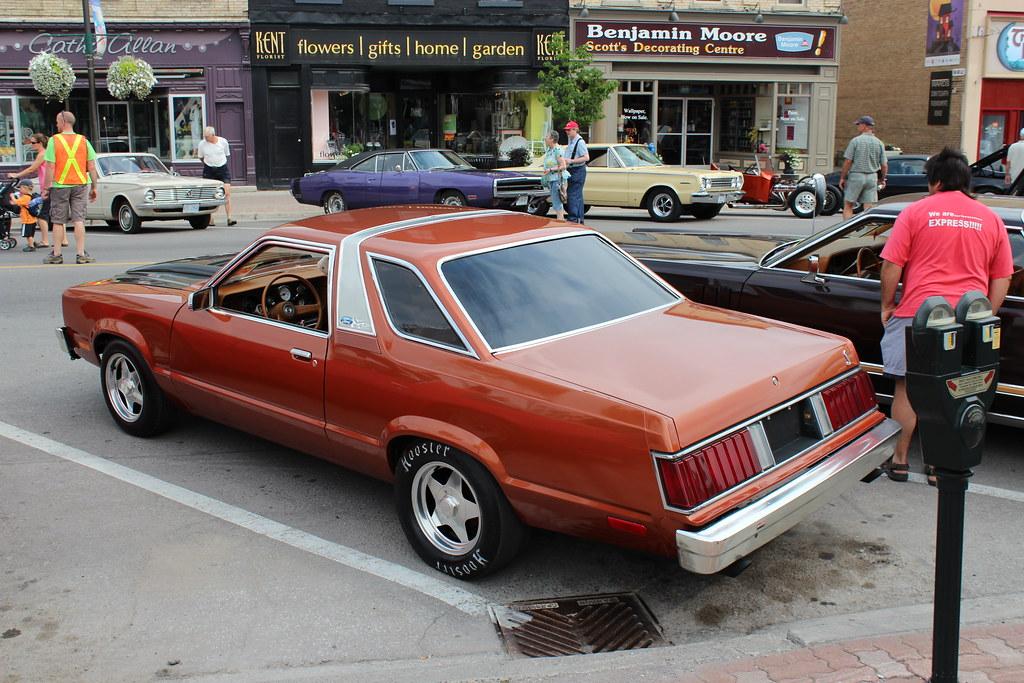 1979 ford fairmont 2 door