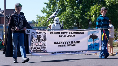 Cloud City Garrison | by W.D. Vanlue