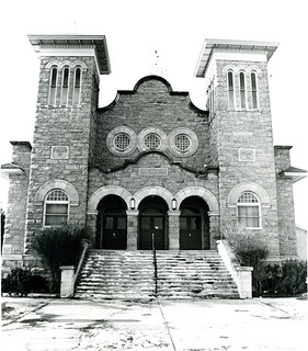 #116 Tabernacle Front | by Rexburg Historical Society