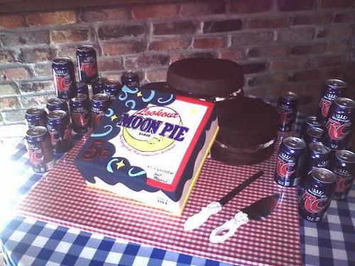 Moon Pie Cake Pan