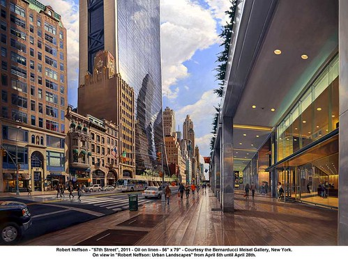 "Robert Neffson - ""57th Street"", 2011 