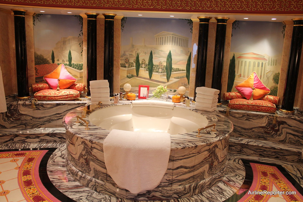 ... Burj Al Arab Royal Suite | By AirlineReporter.com