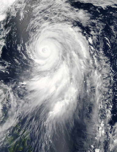 Typhoon Guchol Approaching Japan | by NASA Goddard Photo and Video