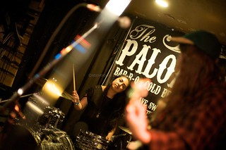 Watermelon | @ the Palomino | Sled Island 2012 | by steve louie