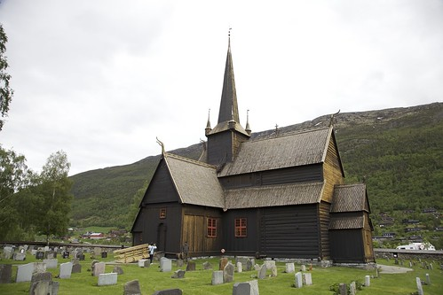 The beauty of Norway, Stave Church | by dirk huijssoon