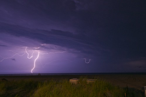 Cape May Lightning | by Sir Tombo