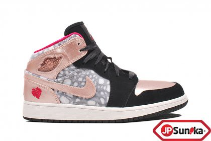 nike girl air jordan 1 phat gs valentines day