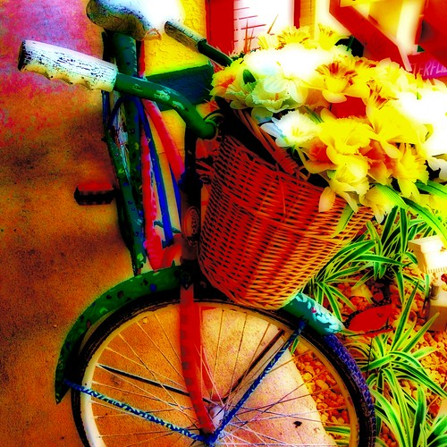 Delivery Bike | by iPhonePhil
