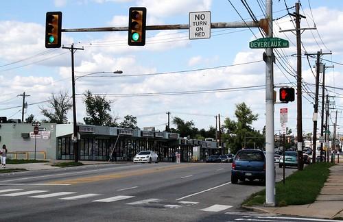 Devereaux and Bustleton Avenues, Northeast Philadelphia