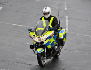 Metropolitan Police / BMW R1200 / Fast Response Bike / Unidentified | by Chris' 999 Pics