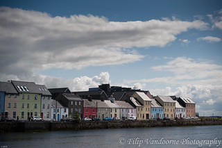 Galway harbour houses | by filipmije