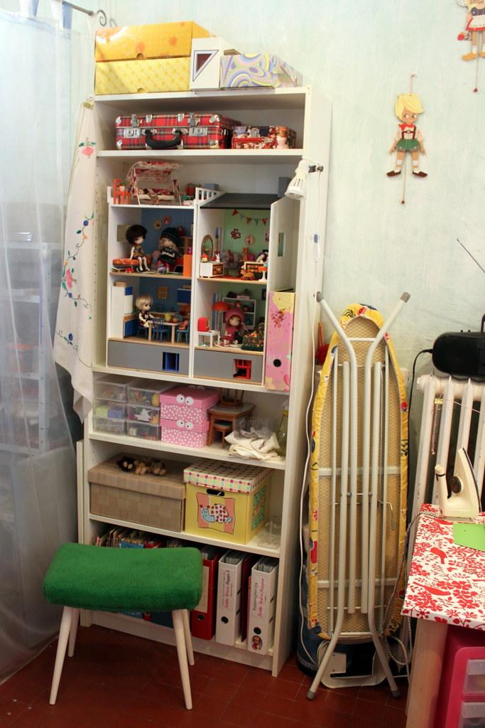 ikea lillabo dollshouse blythe. The Lillabo-dollhouse-Billy-shelf :) | By *blythe-berlin Ikea Lillabo Dollshouse Blythe L