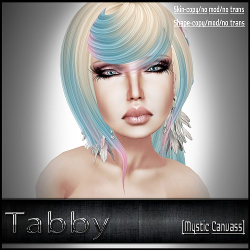 [MC]-Tabby-Skin-AD | by [Mystic Canvass]