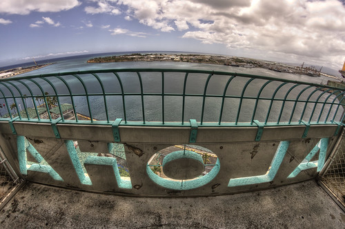 View from the Aloha Tower | by Darren Sethe