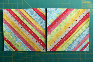 String blocks for Helen | by jaffaquilts
