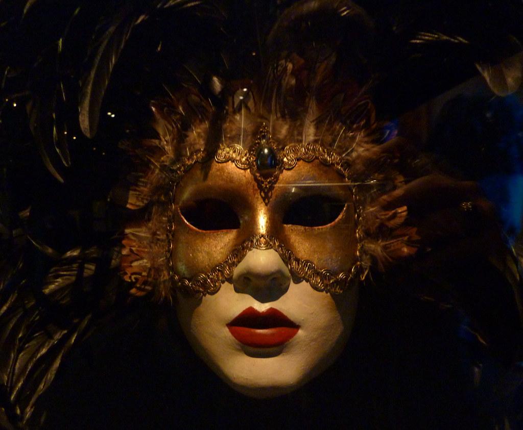 Mask Eyes Wide Shut | Mask from the film Eyes Wide Shut (199… | Flickr