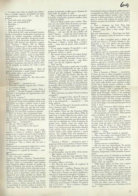 Lady, Nº 5, Fevereiro 1957 - 6