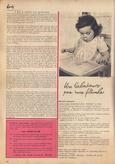 Lady, Nº 5, Fevereiro 1957 - 67