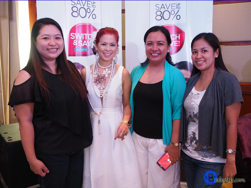 #KumareBloggers for Watsons Switch & Save campaign
