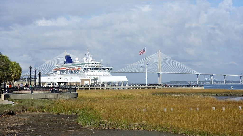 CRUISE SHIP DOCKED IN CHARLESTON SC CHARLESTON SC Its Fu Flickr - Cruise ships charleston sc