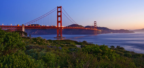 Golden Gate Sunrise 14 | by Michael Lawenko dela Paz
