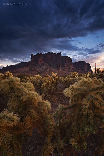 Superstition storm | by Peter J Coskun photography