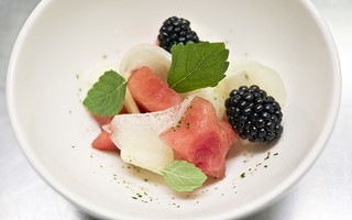2012-06-15_Salade-Melon-melisse | by Tavallai