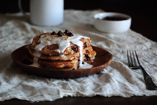 S'mores Pancakes | by pastryaffair