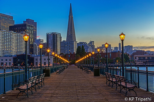 San Francisco - TransAmerica - Pier 7 | by KP Tripathi (kps-photo.com)