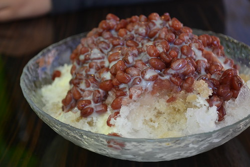 Red Bean Shaved Ice | by sewena