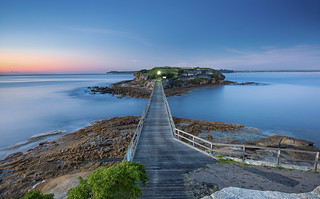 Bare Island Blues | by Jay Daley