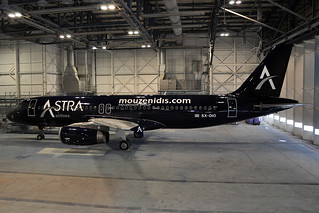 SX-DIO A320-232 Astra Airlines | by n707pm
