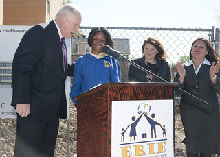 Gov Quinn Announces New School Construction Project | by GovernorQuinnflickr