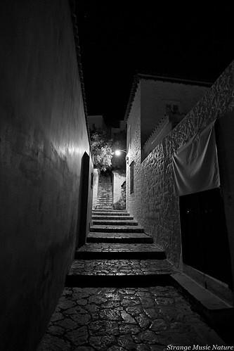 Hydra alley | by George Spanoudakiss