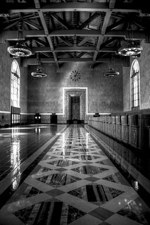 HDR Union station | by Soelberg, Wesley