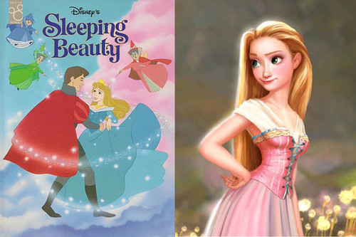 TAG GAME: Which disney princess are ye? | by TwinTipFeltTip