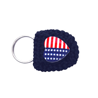 Keychain Coin Holder (Sleutelhangerbeursje) | by Made by BeaG
