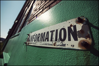 """Information"" 